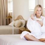 6 thói quen kỳ lạ giúp các mẹ giảm cân thành công